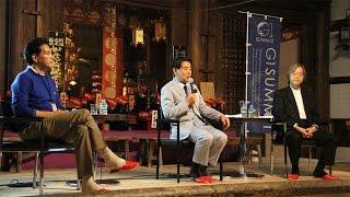 生活と仕事の中に、宗教的な深い情操が文化として存在する国 日本的なるもの~変わりゆく価値、普遍の価値 Part1/3 下村博文大臣×多摩大学・田坂広志氏(G1地域会議2014 関西)