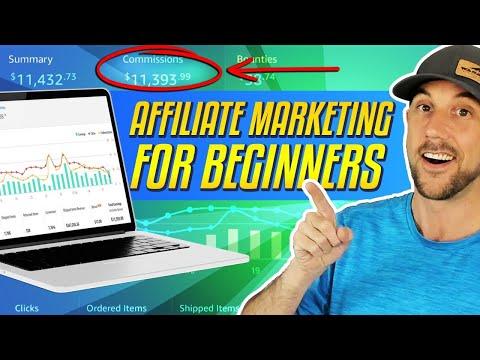 Beginners Guide Affiliate Marketing