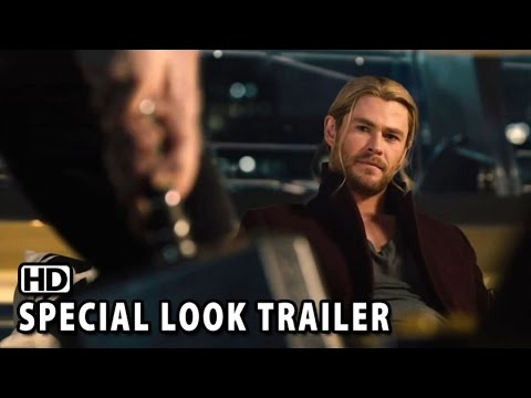 Avengers: Age of Ultron Special Look Trailer (2015) – Avengers Sequel Movie HD