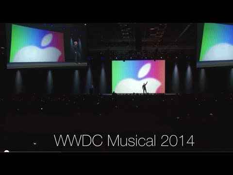 ♫ The Craig Federighi Show ♫ | WWDC 2014: The Musical | Song A Day #1979