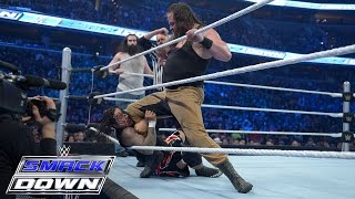 Nonton The Usos Vs  Braun Strowman   Luke Harper  Smackdown     31  Dezember 2015 Film Subtitle Indonesia Streaming Movie Download