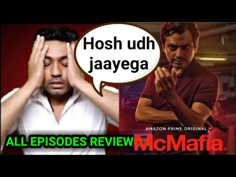 McMafia Amazon prime Web series Review in hindi by ARHAAN ENTERTAINMENT