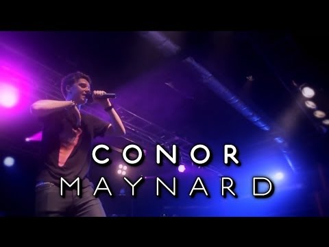 Can't Say No (VEVO LIFT UK Presents: Conor Maynard Live f...
