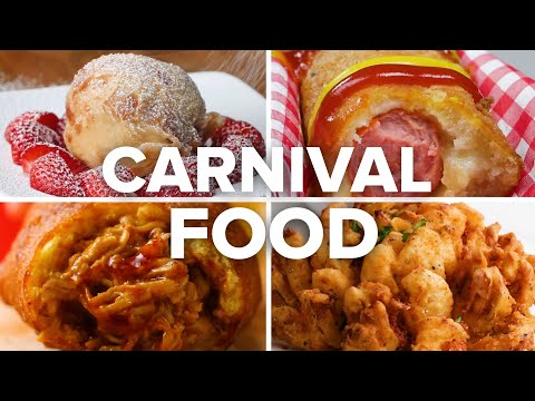 5 Deep-Fried Carnival Recipes