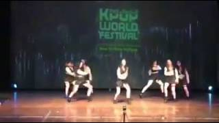 MFK K pop battle (morocco) 2017 - POLARIS