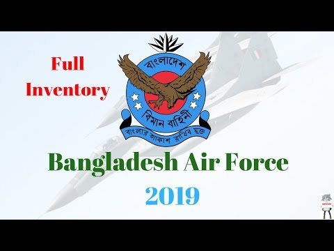 Bangladesh Air Force   Combat helicopter AW119...