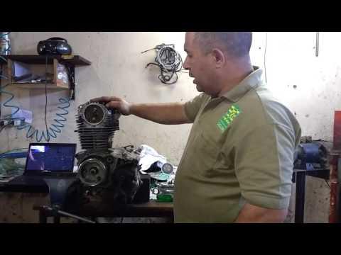 Shineray 150 dicas motor