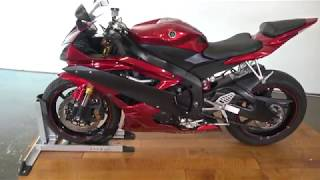 2. 2007 Yamaha YZF-R6