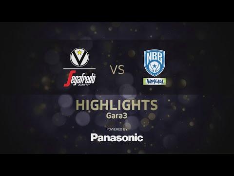 Serie A 2021 playoff Semifinali G3 highlights: <br>Virtus Segafredo Bologna-Brindisi