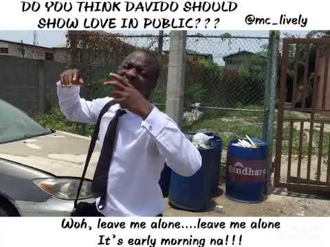 DAVIDO IS A TERRORIST (Mc Lively)