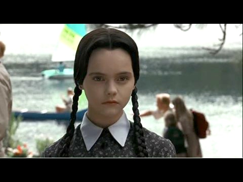 Addams Family Values (1993)- Wednesday Addams!