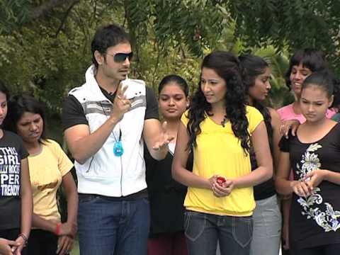 HYD HOT GIRLS MAKEOVER in ANDHAMAINA BHAMALU REALITY SHOW IN ETV