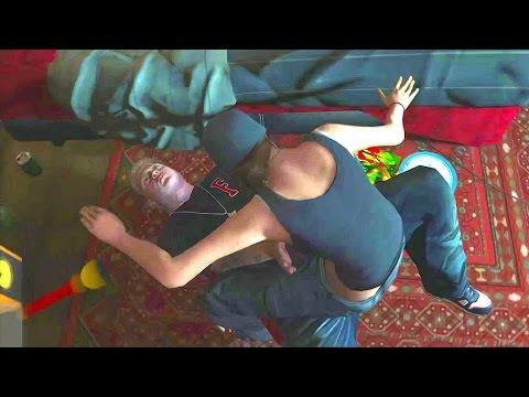 JIMMY GETS A GIRLFRIEND IN GTA 5 (Gta 5 Girlfriend Mod)