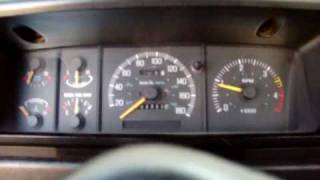 Cold Start 1989 Ford F150 And 1990 F250 Diesel