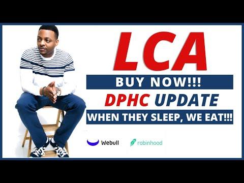 LCA UPDATE + DPHC NEWS🔥🔥🔥   Stock Lingo: Shorts