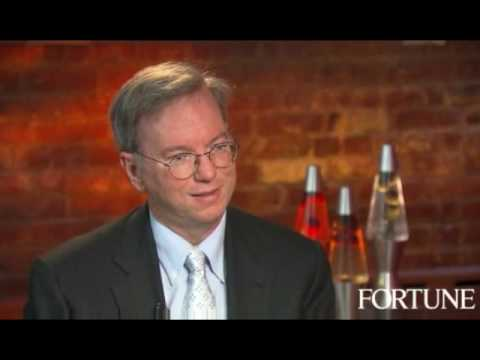 The value of business coaching from Google CEO Eric Schmidt.