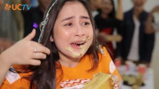 Video [Full Version] Raffi kapok, Prilly ketagihan, Cassie basah. HEBOH seleb jadi Kurir Gokil UC ! MP3, 3GP, MP4, WEBM, AVI, FLV Juni 2017