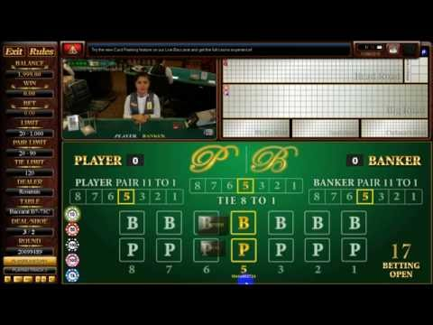 Casino Game - Baccarat | SBOBET