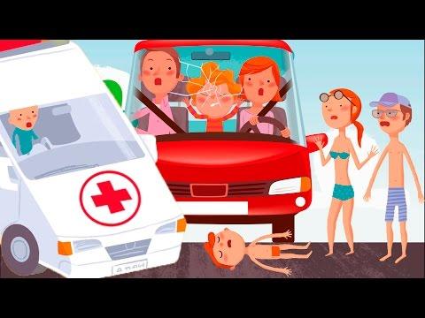 ЧТО НЕЛЬЗЯ ДЕЛАТЬ ДЕТЯМ игровой мультик для ДЛЯ ДЕТЕЙ про детские опасности KIDS CHILDREN (видео)