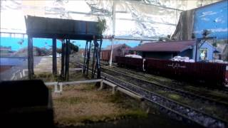 Some footage of the daily passenger train with a B class(prototype equipped with an EMD16-567BC).