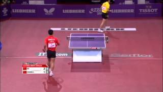 Table Tennis Highlights, Video - WTTC 2013 Highlights: Zhang Jike vs Xu Xin (1/2 Final)