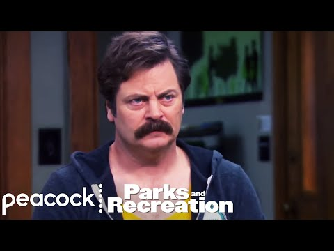 Ron's Terrible Confession - Parks and Recreation