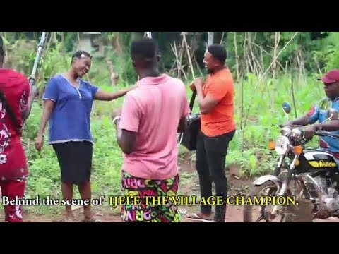 IJELE THE VILLAGE CHAMPION (MERCY JOHNSON) - 2019 LATEST NIGERIAN NOLLYWOOD MOVIES