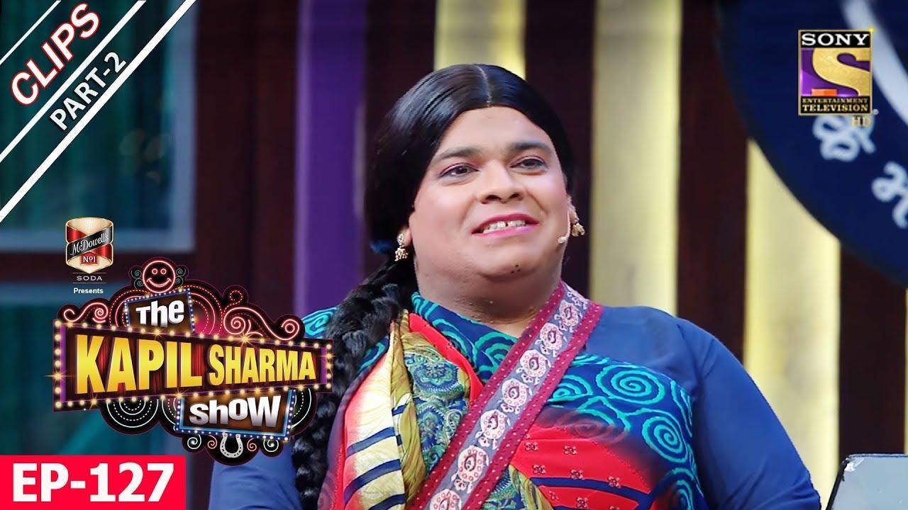 Santosh Hosting Ke Bhail Crorepati – The Kapil Sharma Show – 13th August, 2017