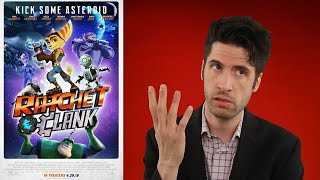 Ratchet & Clank - Movie Review by Jeremy Jahns