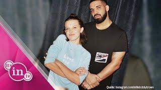 Millie Bobby Brown & Drake: Planen sie eine Zusammenarbeit?