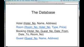 Oracle Database - Lecture 12