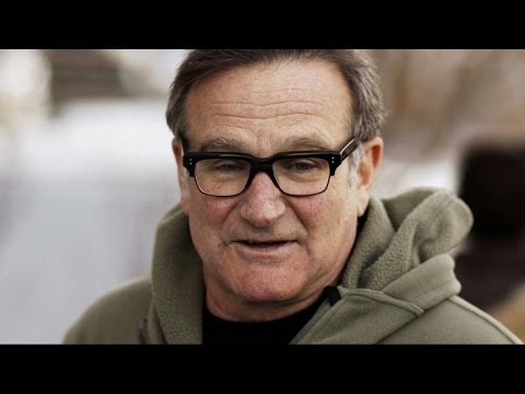 Robin Williams: The Comedic Genius, the Tortured Man