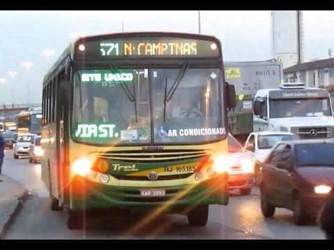 História da Empresa de Ônibus TREL de Duque de Caxias