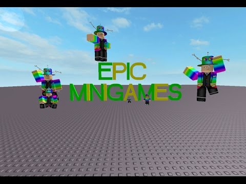 Things Has Gone Too Epic  Epic Minigames Roblox