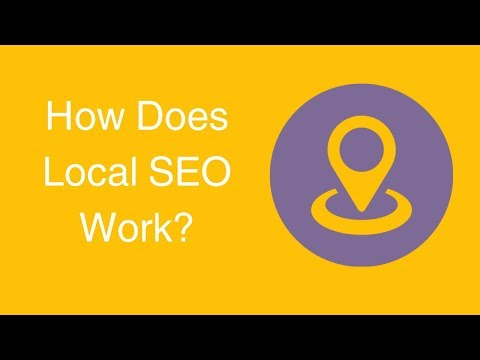 Watch 'How Does Local SEO Work?'