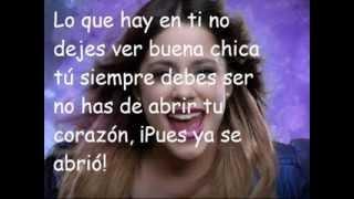 - Frozen - Martina Stoessel Libre soy Letra