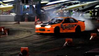 Car Drift Competition 2010 Pattaya Thailand Part 2