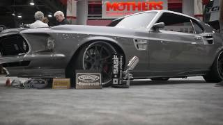 All the best from Mustangs at SEMA by Hot Rod Magazine