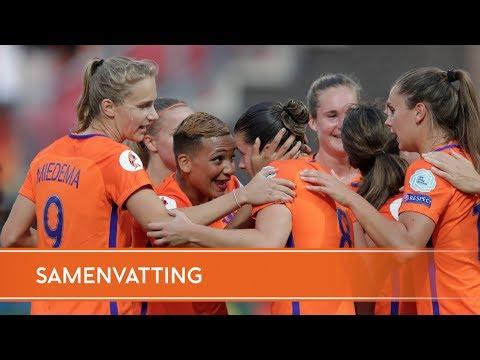 Samenvatting Nederland - Denemarken