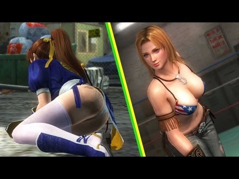 Dead or Alive 5 - DOA5 Gameplay