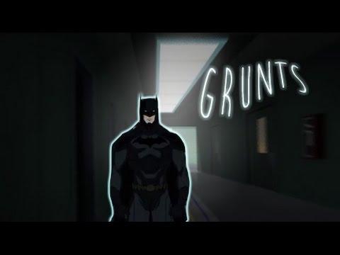 Batman's Grunting ft. Justice League Dark