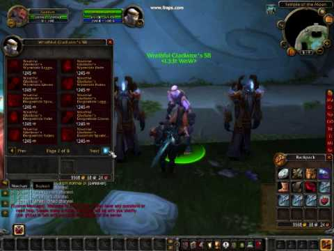 3.3.2 Wow Private Server – L33T Wow