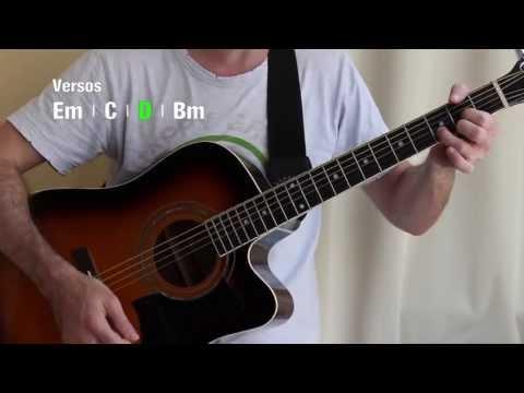 Let Her Go - Passenger - Super Fácil Cómo Tocar Acordes Guitarra Letra