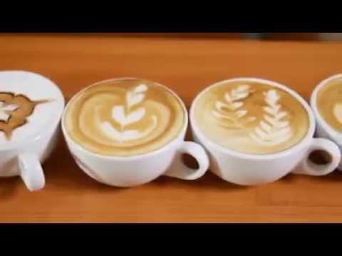 il cappuccino artistico - ecco come farlo