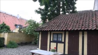 Odense Denmark  City pictures : Odense , Denmark , tourist visit in 3 minutes