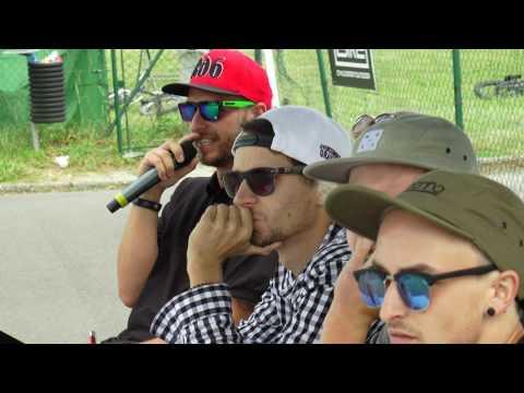 TVS: Napajedla - BMX CUP