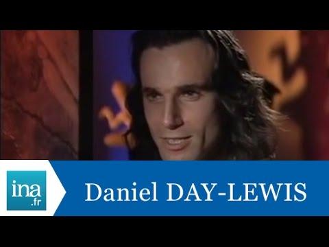 Daniel Day-Lewis répond à Daniel Day-Lewis - Archive INA