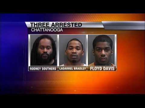 3 Arrested to Prevent Homicide Retaliation