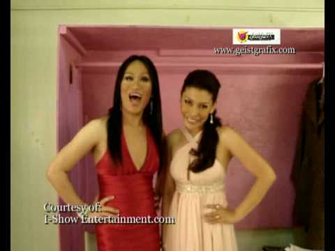 Lani Misalucha and Poca Bloopers