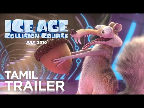 Ice Age: Collision Course | Tamil Trailer | Fox Star India